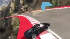 لحظات باحال و عجیب بازی GTA V #27