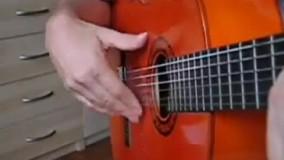 آموزش ریتم زیبای فلامنکو برای گیتار
