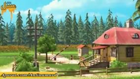انیمیشن زیبای ماشا و آقا خرسه قسمت 1