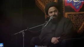 """سخنرانی تکان دهنده سیدحسن آقامیری """"دین چماق نیست"""""""