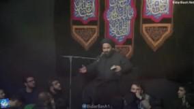 """سخنرانی تکان دهنده سیدحسن آقامیری """"من ناز می کنم"""""""