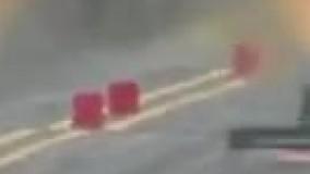 حادثه در مسابقات درگ