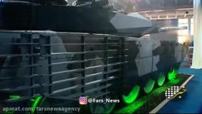 جدیدترین سربازفولادی ایران /تانک کرار را از نزدیک ببینید
