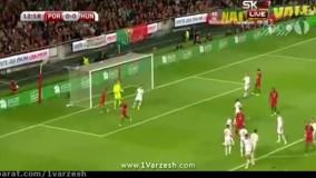 پرتغال 3 - 0 مجارستان