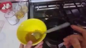 طرز تهیه سس براق (برای تزیین کیک)