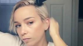 آموزش براشینگ مو کوتاه   رژتک