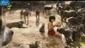 فیلم خارجی کتاب جنگل 2016 دوبله فارسی