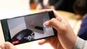 فیلم برداری 960 فریم بر ثانیه گوشی جدید سونی 2#