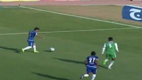 خلاصه بازی استقلال خوزستان 1 - 0 ماشین سازی