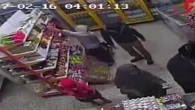 دزدین بچه از فروشگاه عجیب