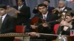 آهنگ آذربایجانی قره باغ شکسته سی - عاریف بابایف