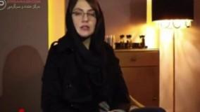مصاحبه با مهناز افشار درباره جشنواره فیلم فجر و آتش نشانان
