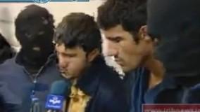 دستگیری سارقان مسلح صرافی و تشکر مردم از پلیس