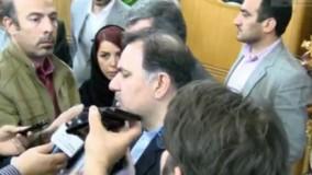 توضیح وزیر راه و شهرسازی در رابطه با دوربین های ثبت تخلفات