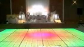 نورپردازی کف