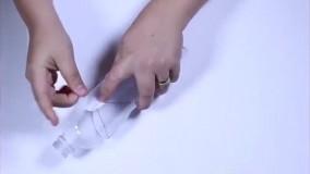 درست کردن جعبه کادو شفاف