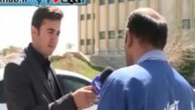 دستگیری سارقی که در 3 دقیقه خودرو می دزدید!