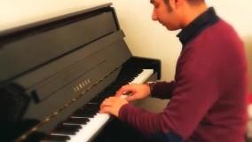 یک موسیقی آرامش بخش با پیانو