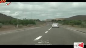 درگیری جالب راننده ماکسیما با پلیس کنترل نامحسوس
