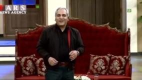 کنایههای مهران مدیری به مسئولان درباره حقوقهای نجومی و سیل اخیر