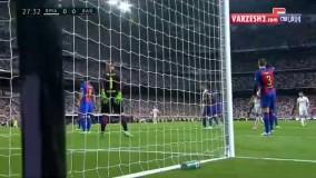 گل کاسمیرو؛ رئال مادرید-بارسلونا