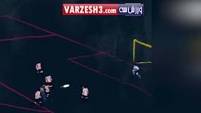 انیمیشن 5 گل برتر مسی برای بارسلونا