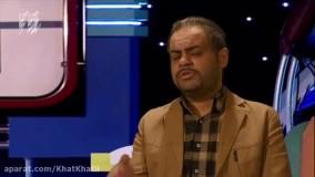 دابسمش جدید محسن بروفر-گزارش سوتی جواد خیابانی ????