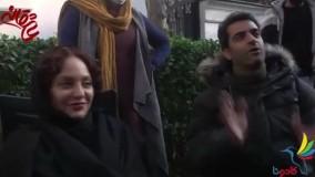 اخرین قسمت بازی مهناز افشار در سریال عاشقانه با حضور محمدرضا گلزار و منوچهر هادی