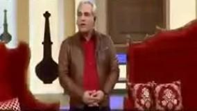 جواد رضویان سورپرایز مهران مدیری در دور همی