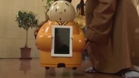 ربات راهب با استفاده از هوش مصنوعی تعالیم معنوی میدهد