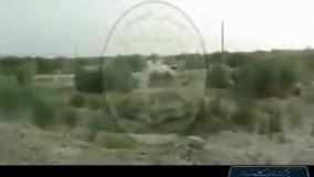اولین کلیپ پخش شده گروهک تروریستی جیش الظلم در پی شهادت 9 مرزبان در مرز میرجاوه