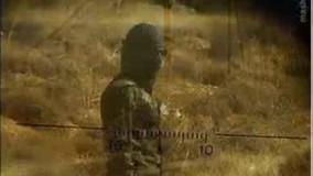 تصاویر یگان ویژه تک تیرانداز تیپ فاطمیون افعانی سوریه