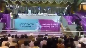 روحانی: برخی فکر میکنند افتتاح طرح مانند زدن کلید لامپ است