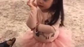 دختر بچه ناز
