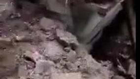 تخریب میراث فرهنگی در زلزله امروز