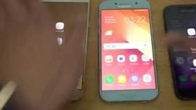 Samsung Galaxy A7 vs A5 vs A3 (2017)