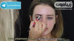 """آموزش مدل آرایش عروس (زیرنویس اختصاصی """"زیبامون"""")"""