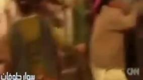 کتک خوردنِ مردان از دست زنان بخاطر حرمت شکنی در هند
