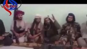 ویدیوی جالب یکی از سرکردههای داعش قبل و بعد از دستگیری!