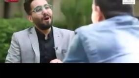 ناگفته های جنجالی محراب قاسمخانی راجع به مهران مدیری و دورهمی
