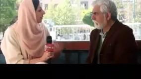 واکنش جنجالی بازیگر معروف به وعده های انتخاباتی96