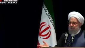 روحانی: هیچگاه به مردم دروغ نگفته و نخواهیم گفت/