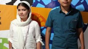 بازیگران نوجوان ایران سری دوم
