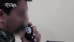 تمرینات تکاوران سپاه در نقطه صفر مرزی