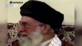 تلاوت دیدنی کودک حافظ قرآن با ایما و اشاره در حضور رهبرانقلاب