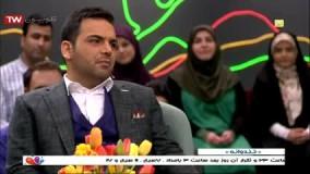احسان علیخانی در پانصدمین برنامه خندوانه