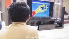 تاثیر فوتبالیستها روی بچه ها!!