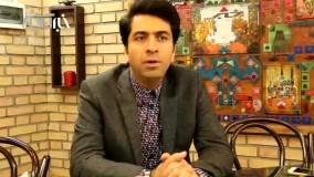 آواز خوانی محمد معتمدی در کافه خبر ،خبر آنلاین
