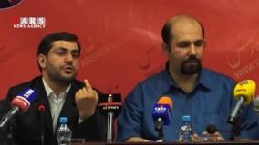 مناظره جنجالی زیباکلام و جبرائیلی/ زیباکلام: همه نامزدها لیست اموالشان را اعلام کنند/ جبرائیلی: از وزیر تا رئیس دفتر روحانی همه واردکنندهاند!