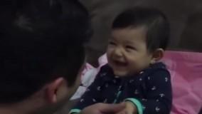 بامزه ترین و خوشکلترین بچه دنیا